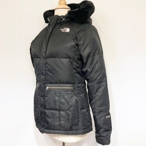 The North Face 550 Women's Winter Coat Black Small